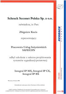 Schrack Seconet Polska