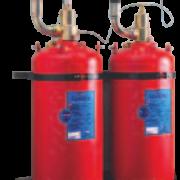 Stałe urządzenia gaśnicze gazowe