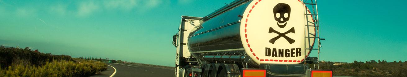 Doradztwo w zakresie transportu towarów niebezpiecznych